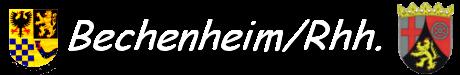 Ortsgemeinde Bechenheim